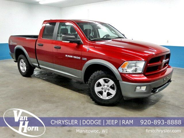 2011 Ram 1500 Outdoorsman Plymouth WI