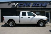 2011 Ram 1500 QUAD CAB 4X4 EASY LOAN APPROVAL Calgary AB