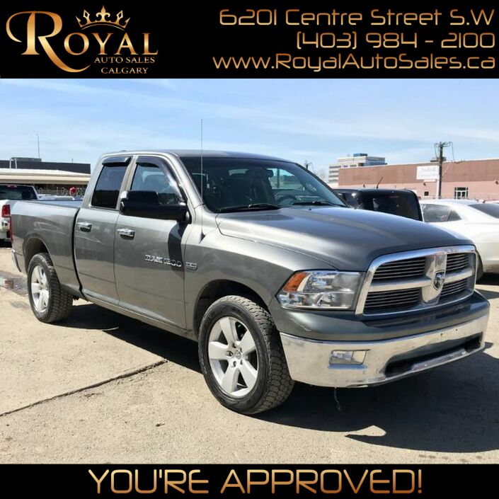 2011 Ram 1500 SLT *PRICE REDUCED* Calgary AB