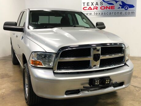 2011 Ram 1500 SLT QUAD CAB 4WD AUTOMATIC CRUISE CONTROL ALLOY WHEELS TOWING HI Carrollton TX