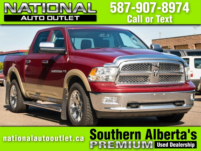 2011 Ram 1500 ST - ONE OWNER- CLEANFAX- HEATED AND COOLED SEATS Lethbridge AB