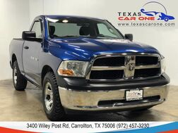 2011_Ram_1500_ST AUTOMATIC BED LINER TOWING HITCH BLUETOOTH CRUISE CONTROL AUTO HEADLIGHTS_ Carrollton TX