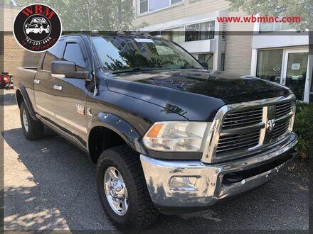 2011_Ram_2500_4WD Big Horn_ Arlington VA