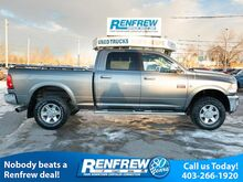 2011_Ram_2500_4WD Laramie, Cummins Diesel, Bluetooth, SiriusXM, Heated/Ventilated Leather, Rear Park Assist_ Calgary AB
