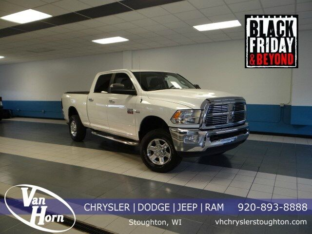 2011 Ram 2500 Big Horn Plymouth WI
