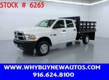 2011 Ram 2500 Crew Cab ~ 4x4 ~ 9ft. Stake Bed ~ Only 54K Miles!