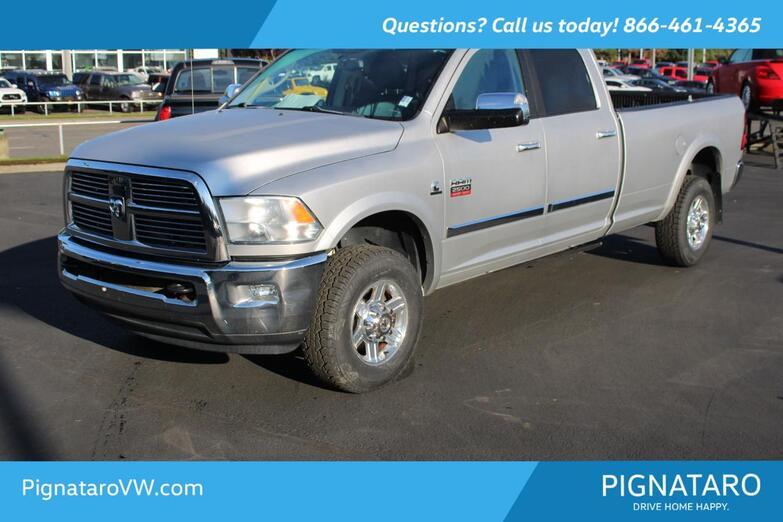 2011 Ram 2500 Laramie Everett WA