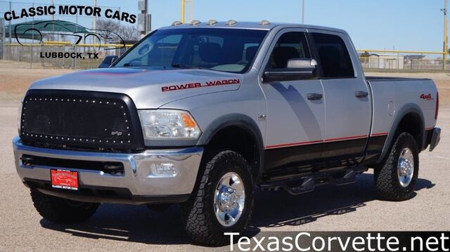 2011 Ram 2500 Power Wagon Lubbock TX