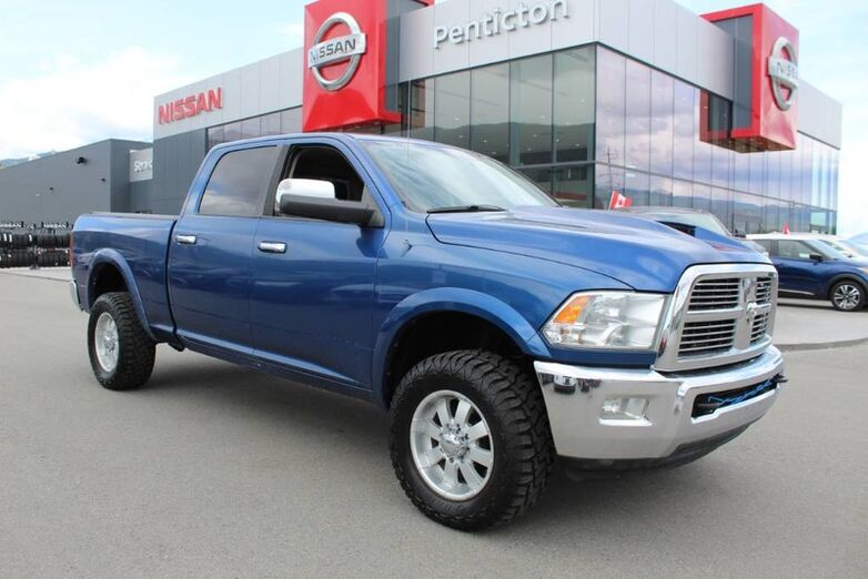 2011 Ram 2500 Power Wagon, Sunroof, DVD Player, Heated Front and Back Seats Kelowna BC
