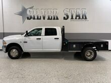 2011_Ram_3500_4WD DRW CrewCab Cummins FlatBed_ Dallas TX