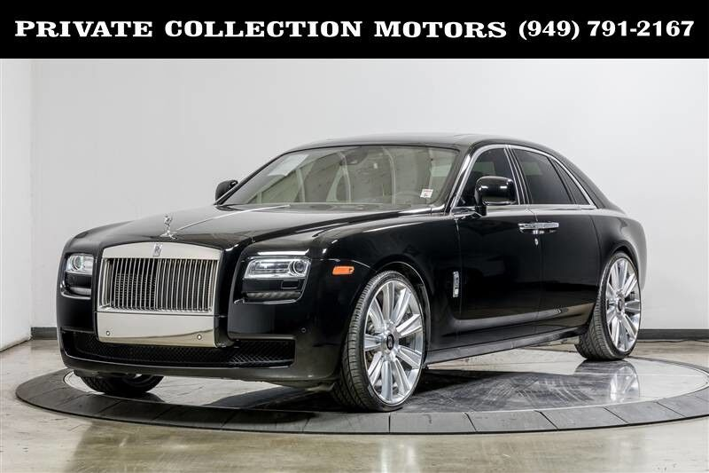 Used Rolls Royce Ghost Costa Mesa Ca