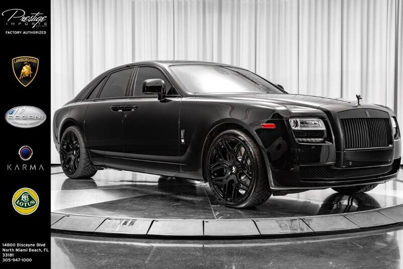 2011_Rolls-Royce_Ghost__ North Miami Beach FL