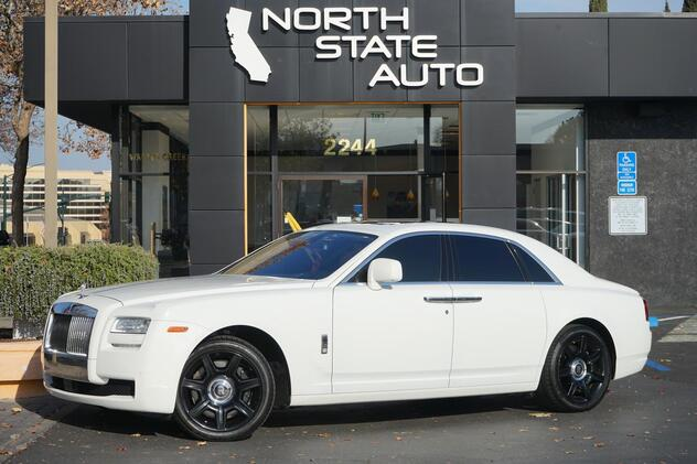 2011_Rolls-Royce_Ghost__ Walnut Creek CA