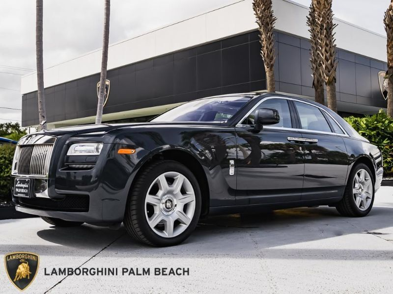 2011 Rolls-Royce Ghost West Palm Beach FL