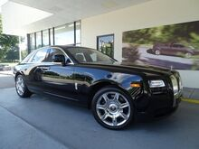 2011_Rolls-Royce_Ghost_Base_ Raleigh NC