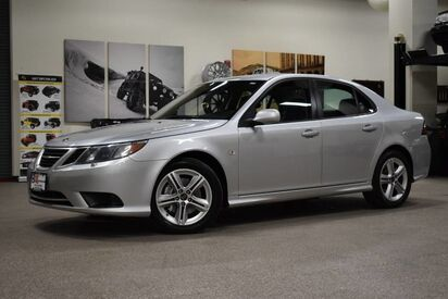 2011_Saab_9-3_Turbo4 XWD_ Boston MA