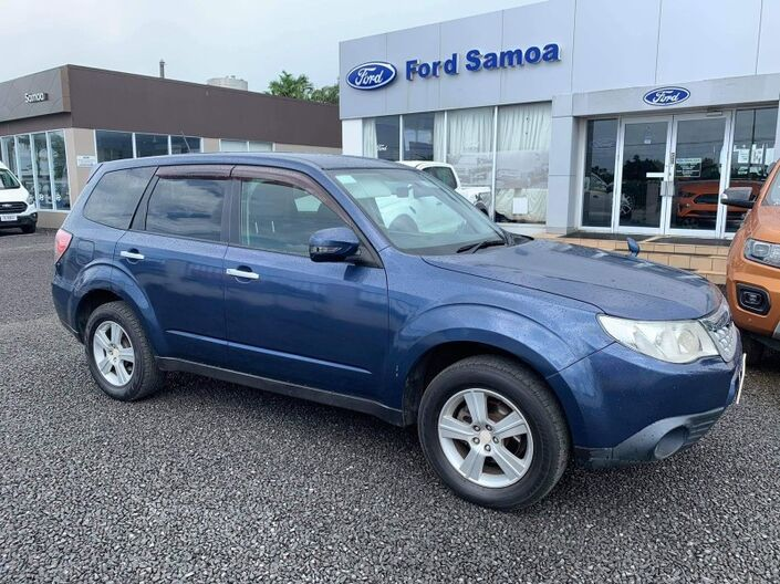2011 Subaru FORESTER 2.0L GASOLINED 4WD 6-SPEED AUTOMATIC TRANSMISSION SUV Vaitele