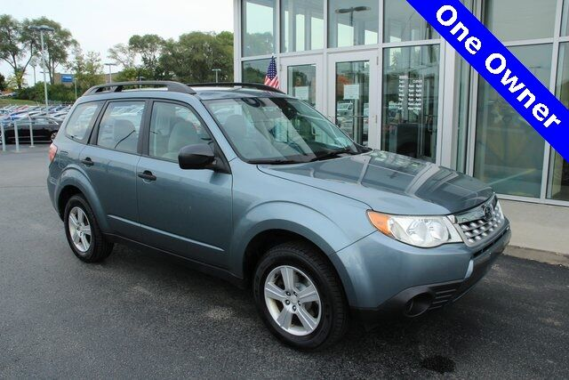 2011 Subaru Forester 2.5X Green Bay WI