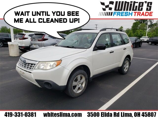 2011 Subaru Forester 2.5X Lima OH