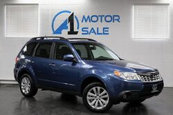 Subaru Forester 2.5X Limited 1 Owner 2011