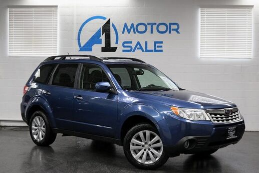 2011 Subaru Forester 2.5X Limited 1 Owner Schaumburg IL