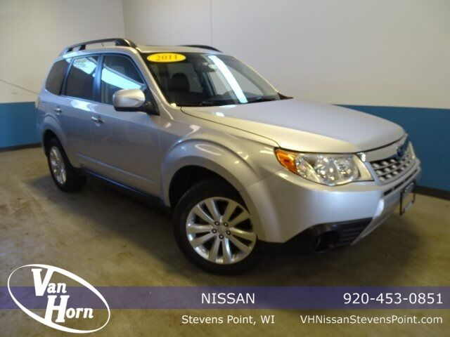 2011 Subaru Forester 2.5X Plymouth WI