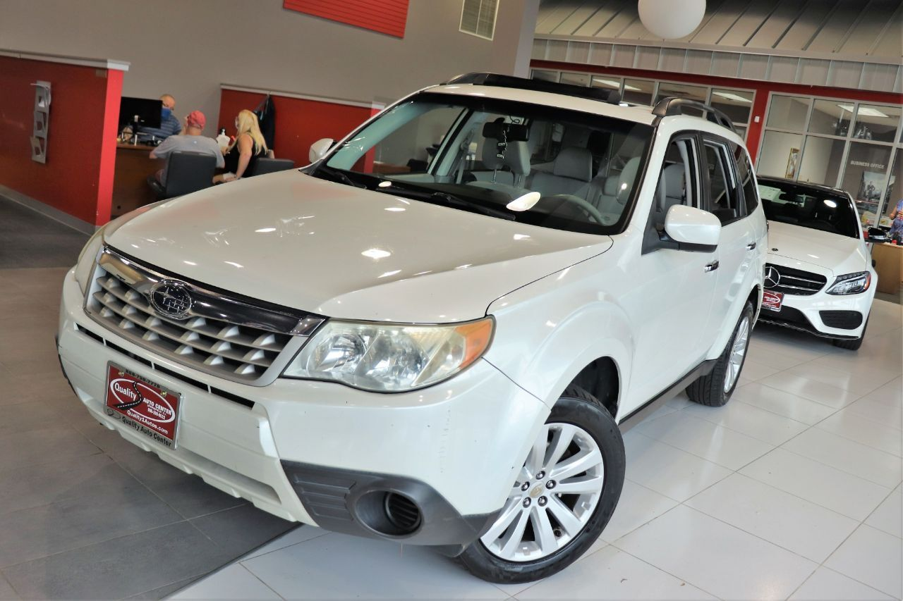 2011 Subaru Forester 2.5X Premium All Weather Package AWD Springfield NJ