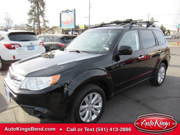 2011 Subaru Forester 2.5X Premium Bend OR