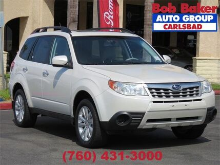 2011_Subaru_Forester_2.5X Premium_ Carlsbad CA