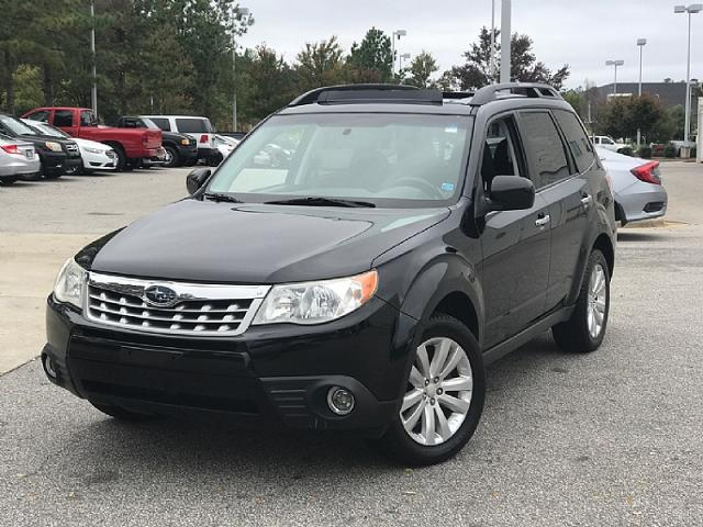 2011 Subaru Forester 4dr Auto 2.5X Limited Cary NC