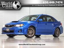 Subaru Impreza Sedan WRX WRX Limited 2011