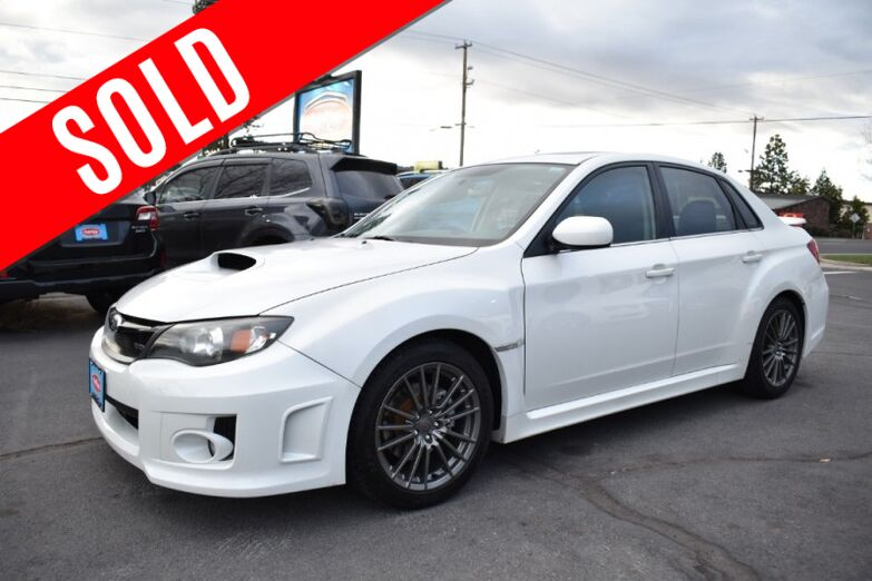 2011 Subaru Impreza Sedan WRX WRX Limited Bend OR