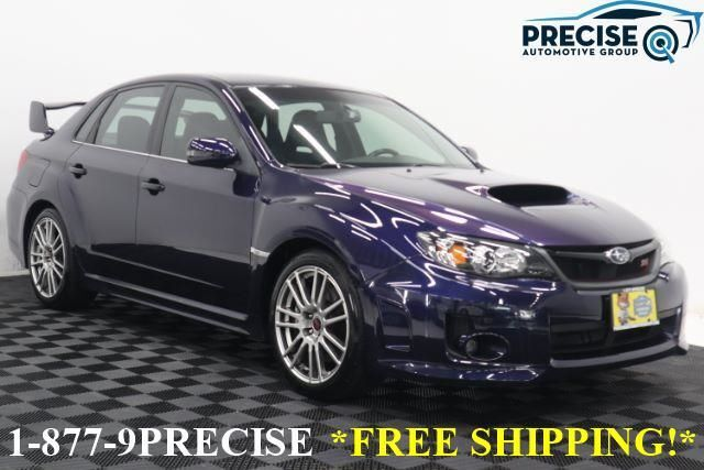 2011 Subaru Impreza WRX STI 4-Door Chantilly VA