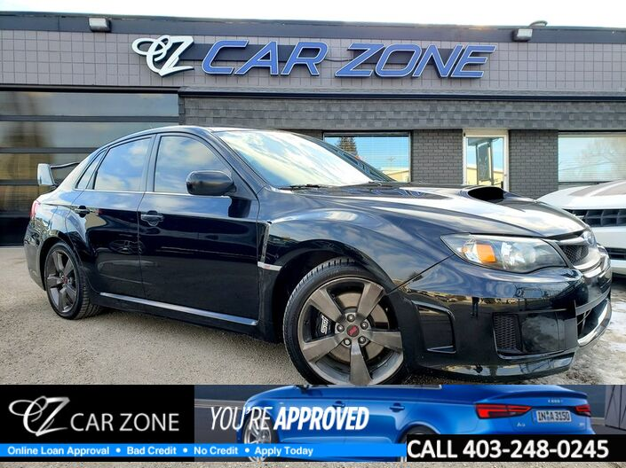 2011 Subaru Impreza WRX STI 6 SPEED AVAILABLE WARRANTY Calgary AB