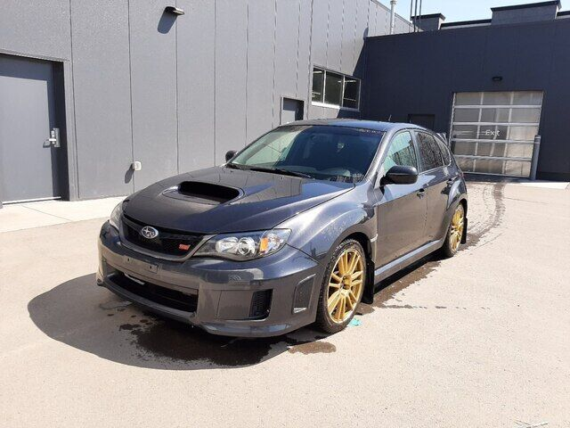 2011 Subaru Impreza WRX STi MANUAL | AWD | ***HAIL SAVINGS*** Calgary AB