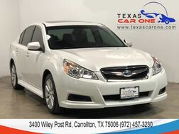 2011_Subaru_Legacy_2.5i LIMITED AWD SUNROOF LEATHER HEATED SEATS BLUETOOTH PADDLE SHIFTERS_ Carrollton TX