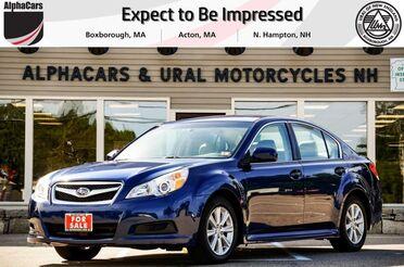 2011_Subaru_Legacy_2.5i Premium_ Boxborough MA