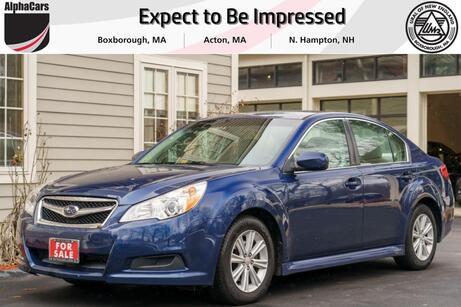 2011 Subaru Legacy 2.5i Premium Boxborough MA