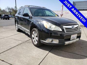 2011_Subaru_Outback_2.5i_ Santa Rosa CA