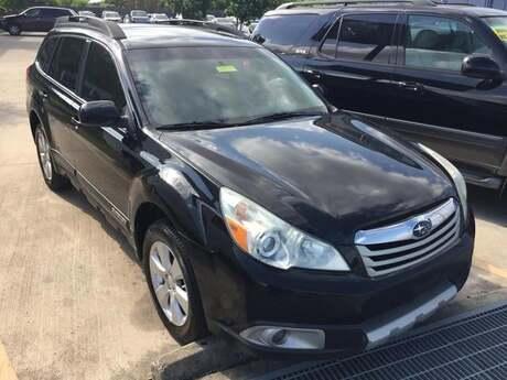 2011 Subaru Outback 2.5i Austin TX
