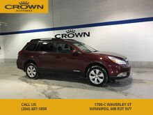 2011_Subaru_Outback_2.5i Limited AWD **Navigation** Moonroof** Heated Leather Seats**_ Winnipeg MB