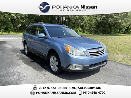 2011_Subaru_Outback_2.5i Premium_ Salisbury MD