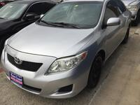 TOYOTA COROLLA LE 4-Speed AT 2011