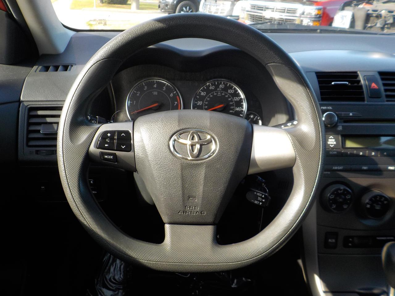 2011 TOYOTA COROLLA S, WARRANTY, SUNROOF, DAYTIME RUNNING LIGHTS, KEYLESS ENTRY! Virginia Beach VA