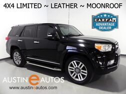 2011_Toyota_4Runner Limited 4WD_*BACKUP-CAMERA, MOONROOF, LEATHER, TOUCH SCREEN, HEATED SEATS, 20in ALLOY WHEELS, BLUETOOTH PHONE & AUDIO_ Round Rock TX