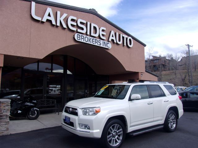2011 Toyota 4Runner Limited 4WD V6 Colorado Springs CO