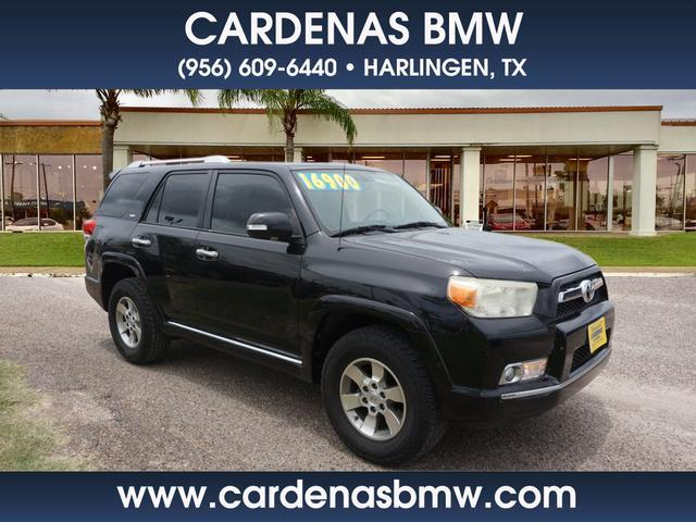 2011 Toyota 4Runner Limited Harlingen TX