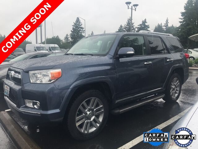 2011 Toyota 4Runner Limited For Sale >> 2011 Toyota 4runner Limited