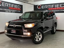 2011_Toyota_4Runner_SR5 LEATHER SEATS REAR PARKING AID KEYLESS ENTRY TOW PKG DUAL POWER SEATS R_ Carrollton TX