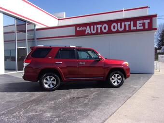 2011_Toyota_4Runner_SR5_ Richmond KY